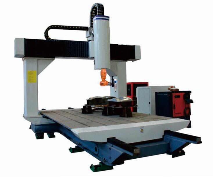 三维光纤激光切割机